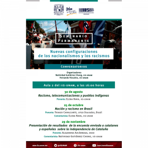 Nación y racismo en Brasil @ Aula 2
