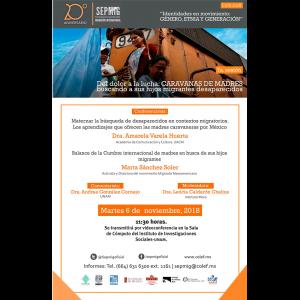 Seminario Permanente sobre Migración Internacional (7° sesión) @ Sala de Cómputo