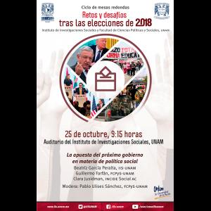La apuesta del nuevo gobierno en materia de política social @ Auditorio