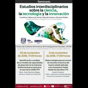 Biotecnologías para el control de vectores: la técnica del insecto estéril aplicada a los mosquitos Aedes desde los estudios CTS @ Anexo