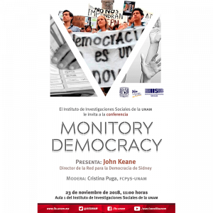Monitoring democracy @ Aula 1