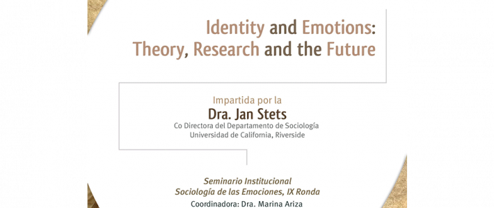 Identity and Emotions: Theory, Research and the Future