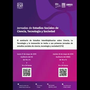 Jornadas de Estudios Sociales de Ciencia, Tecnología y Sociedad @ Auditorio