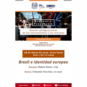 Brexit e identidad europea @ Aula 2