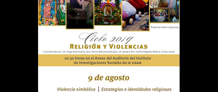 Laboratorio de Observación del Fenómeno Religioso en la Sociedad Contemporánea (agosto)