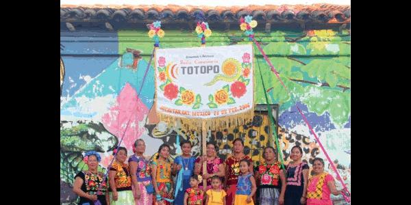 Totopo al aire. Radio comunitaria y comunalidad en el istmo de Tehuantepec