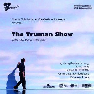 """Proyección de la película """"The Truman Show"""" @ Sala José Revueltas, Centro Cultural Universitario"""
