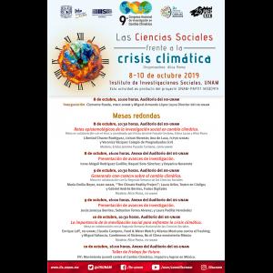 Las Ciencias Sociales frente a la Crisis Climática @ Auditorio y Anexo