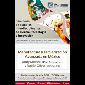 Manufactura y terciarización avanzada en México @ Anexo