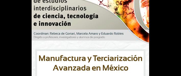 Manufactura y terciarización avanzada en México