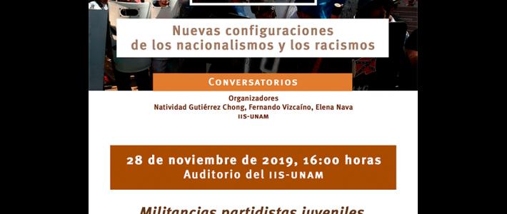 Militancias partidistas juveniles. Regionalismo yucateco contemporáneo