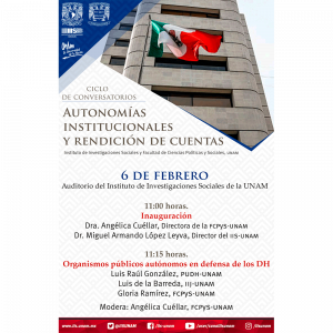 Organismos públicos autónomos en defensa de los Derechos Humanos @ Auditorio