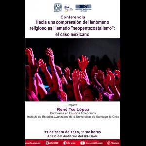"""Hacia una compresión del fenómeno religioso así llamado """"neopentecostalismo"""": el caso mexicano @ Anexo"""