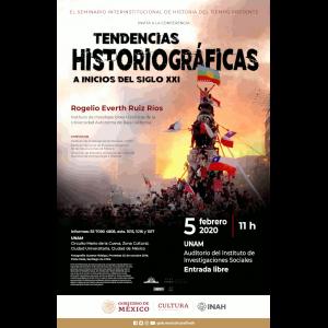 Tendencias historiográficas a inicios del siglo XXI @ Auditorio
