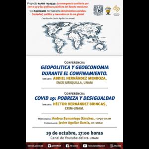 Seminario Movimientos Sociales. Sociedad, Política y Mercados en la Era Global (octubre) @ Transmisión por Youtube