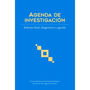Agenda de investigación. Informe final: diagnóstico y agenda