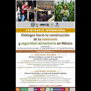 Brechas tecnológicas y el papel de la agricultura de pequeña, mediana y gran escala @ Videoconferencia