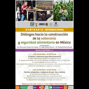 Ciudades y soberanía/seguridad alimentaria @ Videoconferencia