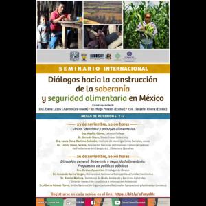 Discusión general. Soberanía y seguridad alimentaria: Propuestas de políticas públicas @ Videoconferencia
