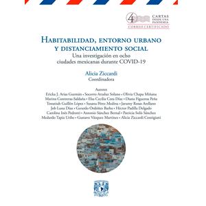 Habitabilidad, entorno urbano y distanciamiento social. Una investigación en ocho ciudades mexicanas durante COVID-19